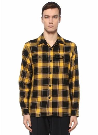 Academia Gömlek Sarı
